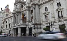 ¿Qué nueva bandera ondea hoy en el Ayuntamiento de Valencia?