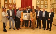 El museo fallero ya custodia las bandas de Vicenta Montoro, fallera mayor de Valencia de 1935, y de Ascensión Valero, corte de honor