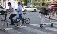 El auge de los patinetes desata los accidentes en Valencia