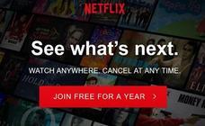 El último timo: la Policía Nacional alerta sobre la estafa de la suscripción gratuita a Netflix