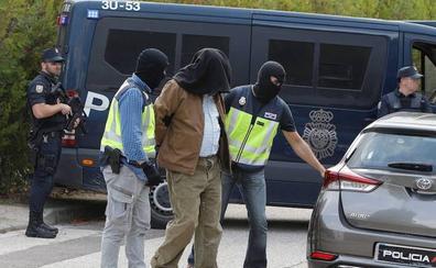 El juez encarcela a los yihadistas detenidos en Alaquàs y Cocentaina