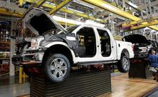 Ford recorta casi un 30% su beneficio hasta septiembre