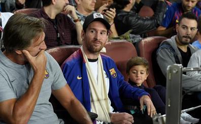 Sin Messi, un Barça más solidario de cara al clásico