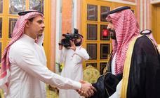 Salah Khashoggi, hijo del periodista asesinado, sale de Arabia Saudí