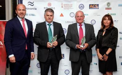 La Asociación de Ingenieros Navales y Oceánicos de España entrega el premio, en el marco de su 57º congreso