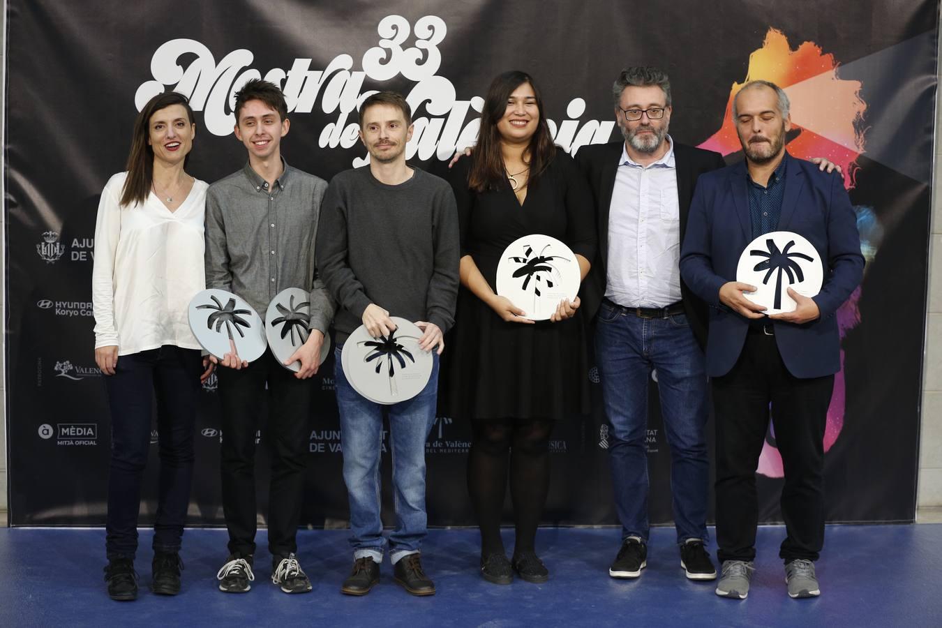 33.ª Mostra de Valencia: 'The Pingeon' gana la Palmera de Oro