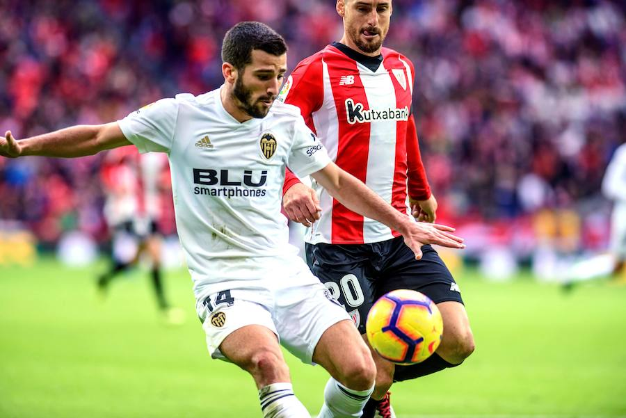 Fotos del Athletic-Valencia