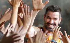 Rafa Martínez ultima su regreso
