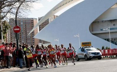 Qué tiempo hará en el Medio Maratón de Valencia 2018