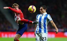 El Atlético se cura la herida de Dortmund con el liderato