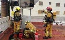 Desalojan a todos los clientes de un hotel de Benidorm tras incendiarse la cocina