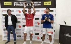 Moltó, campeón del Individual de raspall por tercera vez
