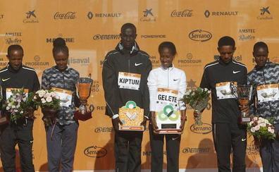 El récord del mundo del Medio Maratón, batido en Valencia