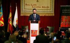 Roger Torrent pide «sumar fuerzas» entre la Comunitat Valenciana y Cataluña