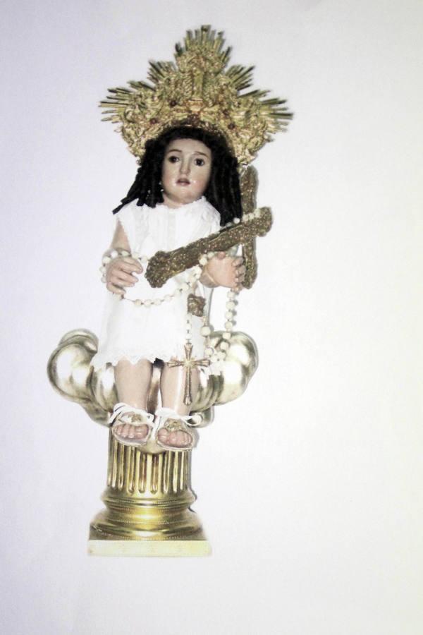 Obras de la Virgen de los Desamparados para la exposición del MuVIM
