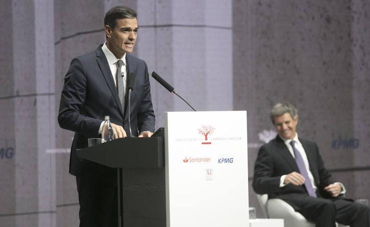XXI Congreso Nacional de Empresa Familiar en Valencia