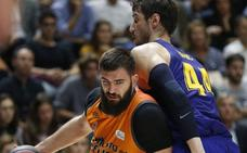 Dubljevic, tercer máximo anotador de la historia del Valencia Basket