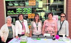 La Junta Local de la AECC recauda más de 1.600euros para luchar contra el cáncer