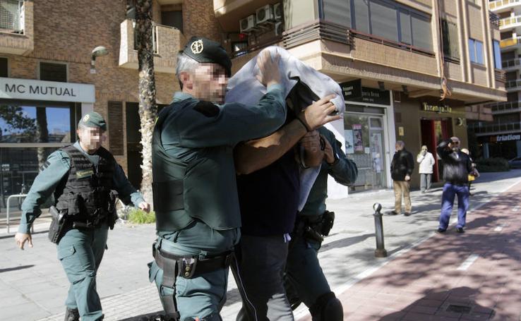 La Guardia Civil desarticula en Valencia una red de apuestas deportivas ilegales