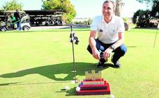 El Trofeo de Golf Diputación bate sus expectativas de participación