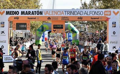 El medio maratón de Valencia abre la inscripción para 2019 con descuentos