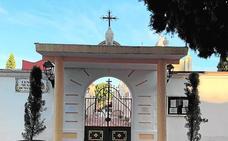 Mejoras en el cementerio municipal para Todos los Santos