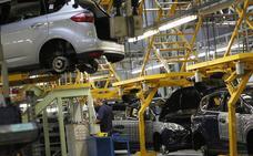 Ford ofrece un complemento salarial del 70% durante el ERTE