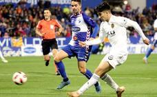 Todos los vídeos del Ebro 1-2 Valencia