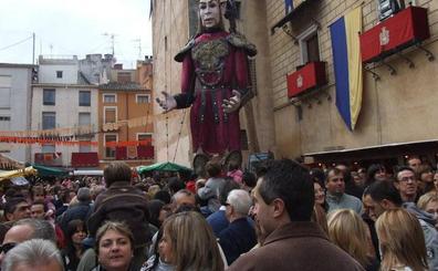 El medievo regresa a Cocentaina con su tradicional Feria de Todos los Santos