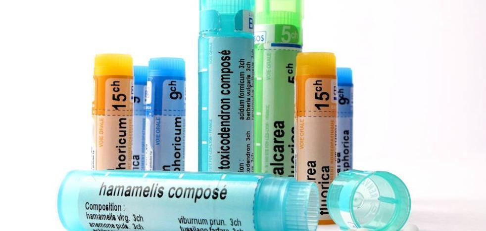 El Ministerio de Sanidad certifica sólo 2.008 productos homeopáticos
