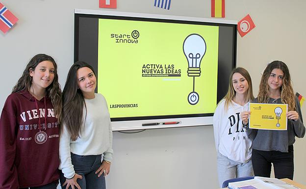 En marcha el nuevo proyecto pedagógico STARTinnova