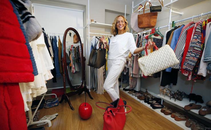 El armario de Paula Alcón