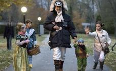 El terrorífico disfraz de una niña que se apodera de Instagram