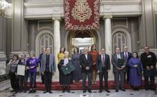 Valencia se rinde al feminismo, la solidaridad y la lucha por el patrimonio histórico