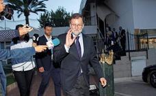 Fallece el padre de Mariano Rajoy
