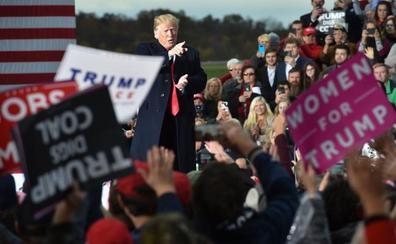 El odio estalla en la campaña