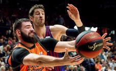 El Baskonia mete miedo
