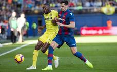 Todos los vídeos y fotos del Villarreal 1-1 Levante
