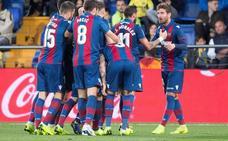 El gol en propia puerta de Funes Mori que dio ventaja al Levante