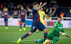 El Villarreal rescata un punto en el tiempo añadido