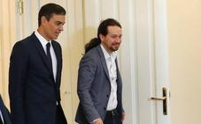 PSOE y Podemos se resisten a dar por muerta la legislatura