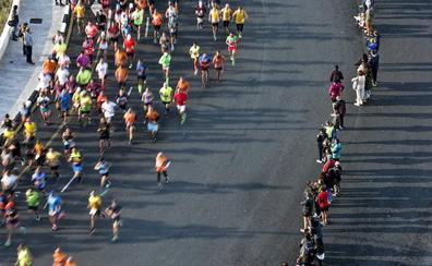 El Medio Maratón Valencia descalifica a 40 corredores por ceder su dorsal
