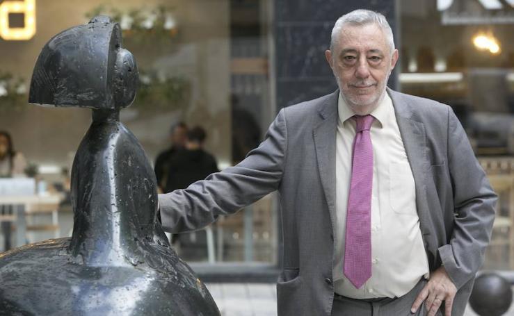 Joaquín Borrell, el notario más antiguo de Valencia