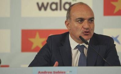 La FEF mantiene a Subies como vicepresidente económico