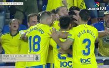 Vídeo: Los mejores goles de la jornada 12 de Segunda