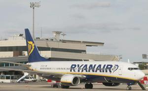 Ryanair avisa del cierre de su página web