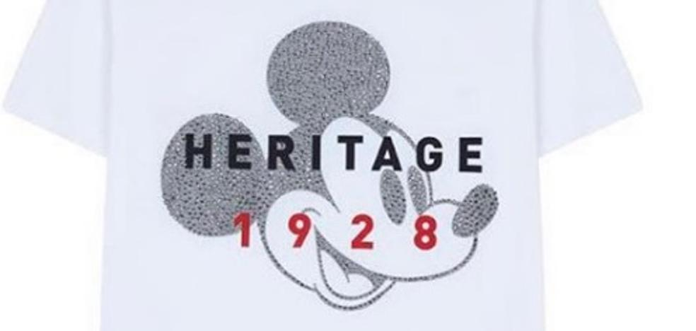 Mickey Mouse está de moda