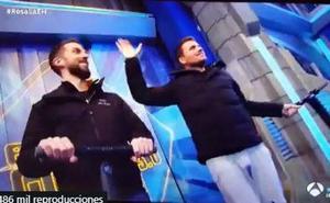 David Broncano y Dani Martín interrumpen el programa de El Hormiguero