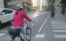 Tres de cada cuatro accidentes se producen en puntos negros del anillo ciclista