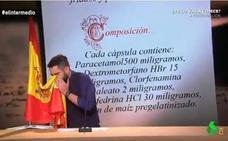Dos empresas valencianas abandonan 'El Intermedio' tras el sketch de Dani Mateo y la bandera de España